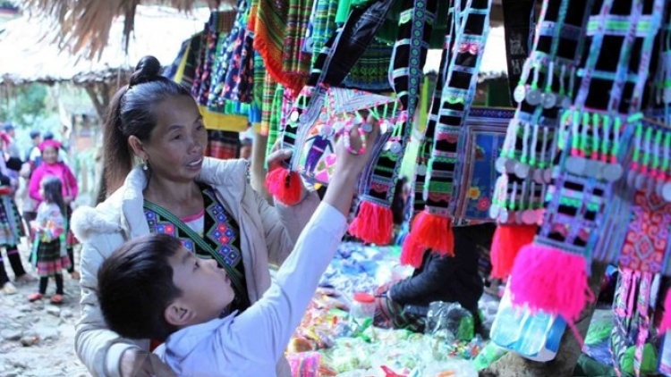 Highland market of ethnic people to be recreated in Hanoi