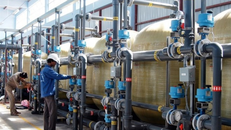 HCM City ensures clean water supply for residents