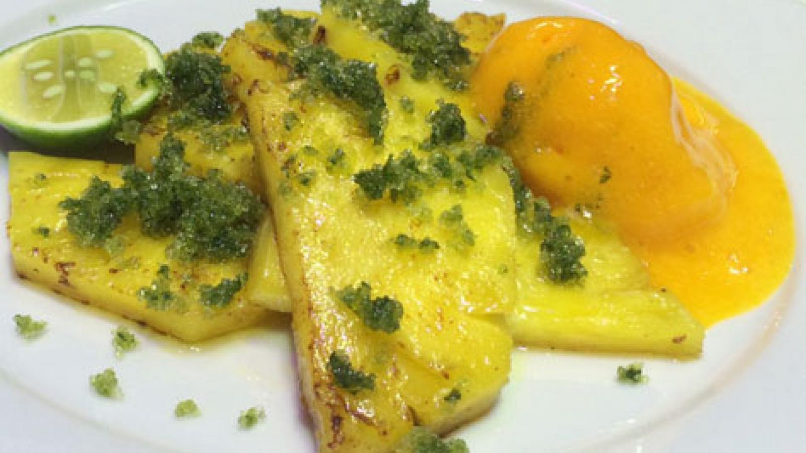 MasterChef New Zealand winner shows off cooking skills in Hanoi