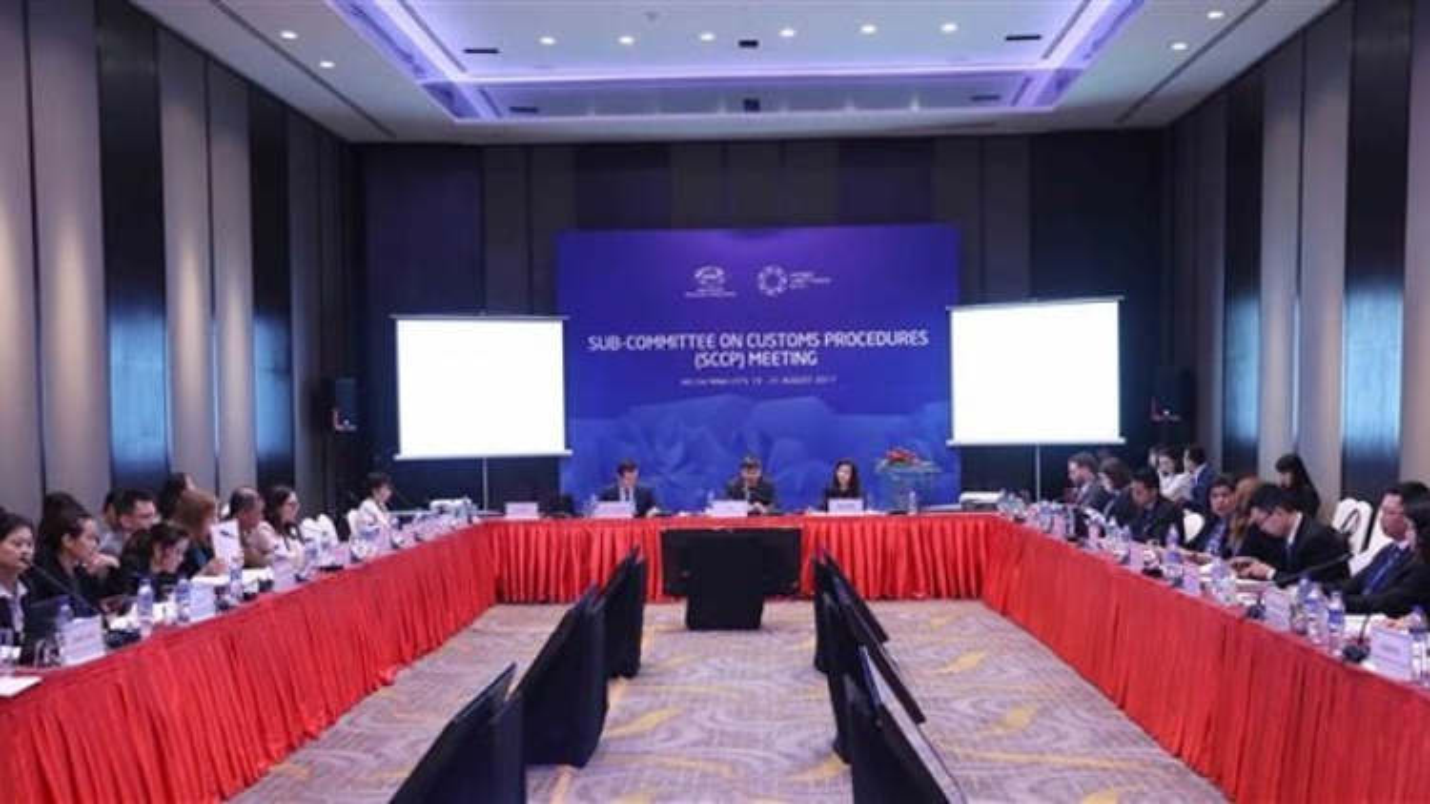 APEC Sub-Committee on Customs Procedures meets in HCM City