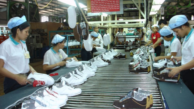 Footwear exports tend to rise from midyear