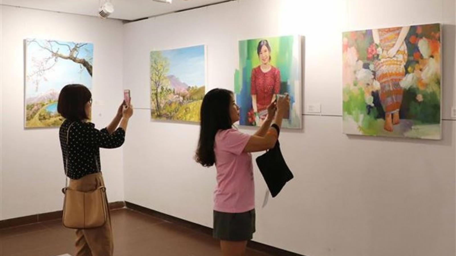 Da Nang hosts first international fine arts exchange workshop & exhibition