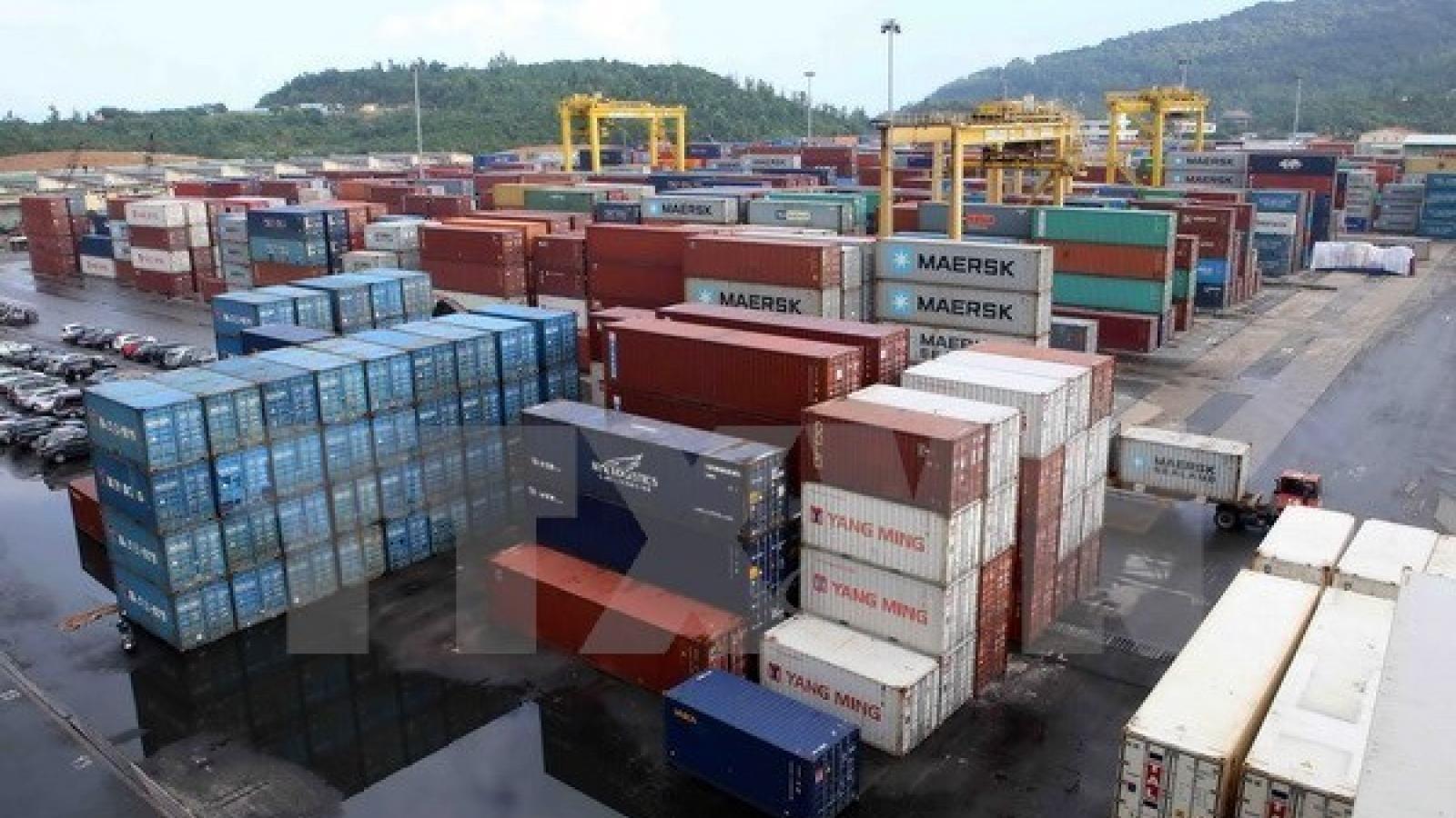 Da Nang Port handles over 774,000 tonnes of cargo in June
