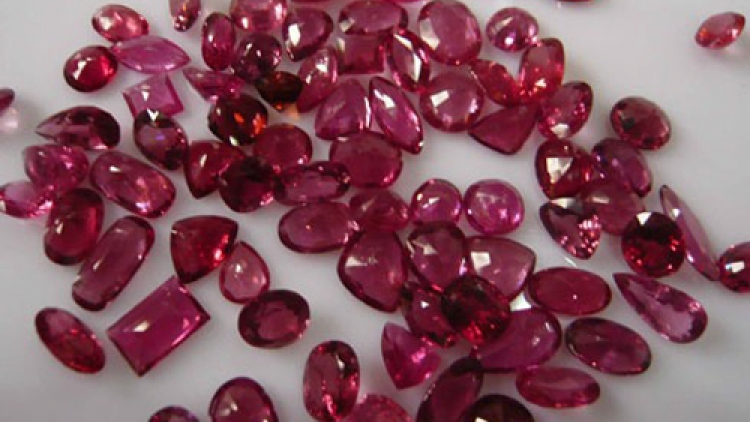Export of gems and precious metals accelerated