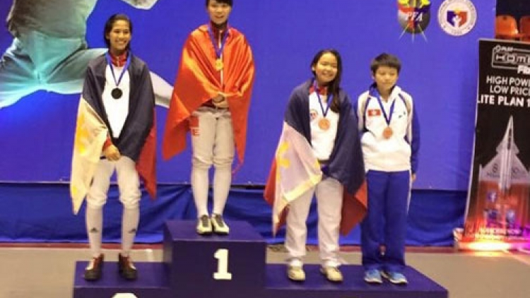 Fencer Do Thi Anh secures Olympic berth