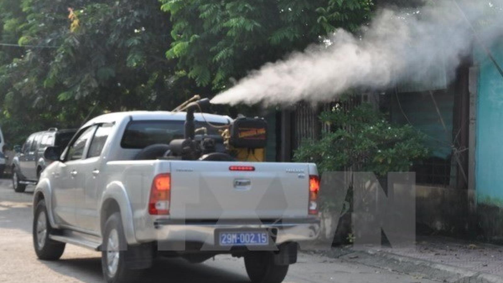Dengue fever rises in Hanoi