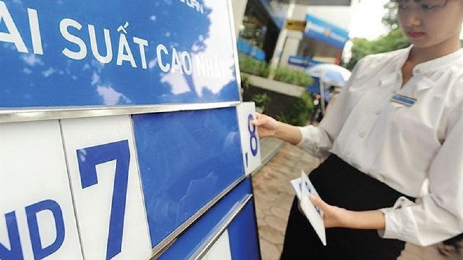 Banks raise deposit rates in short-term