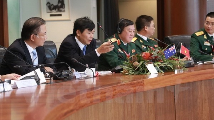 Vietnam, Australia hold foreign affairs, defence strategic dialogue