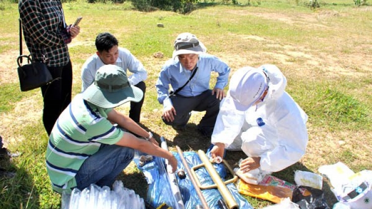 RoK's dioxin detoxification method to be expanded in Thua Thien-Hue