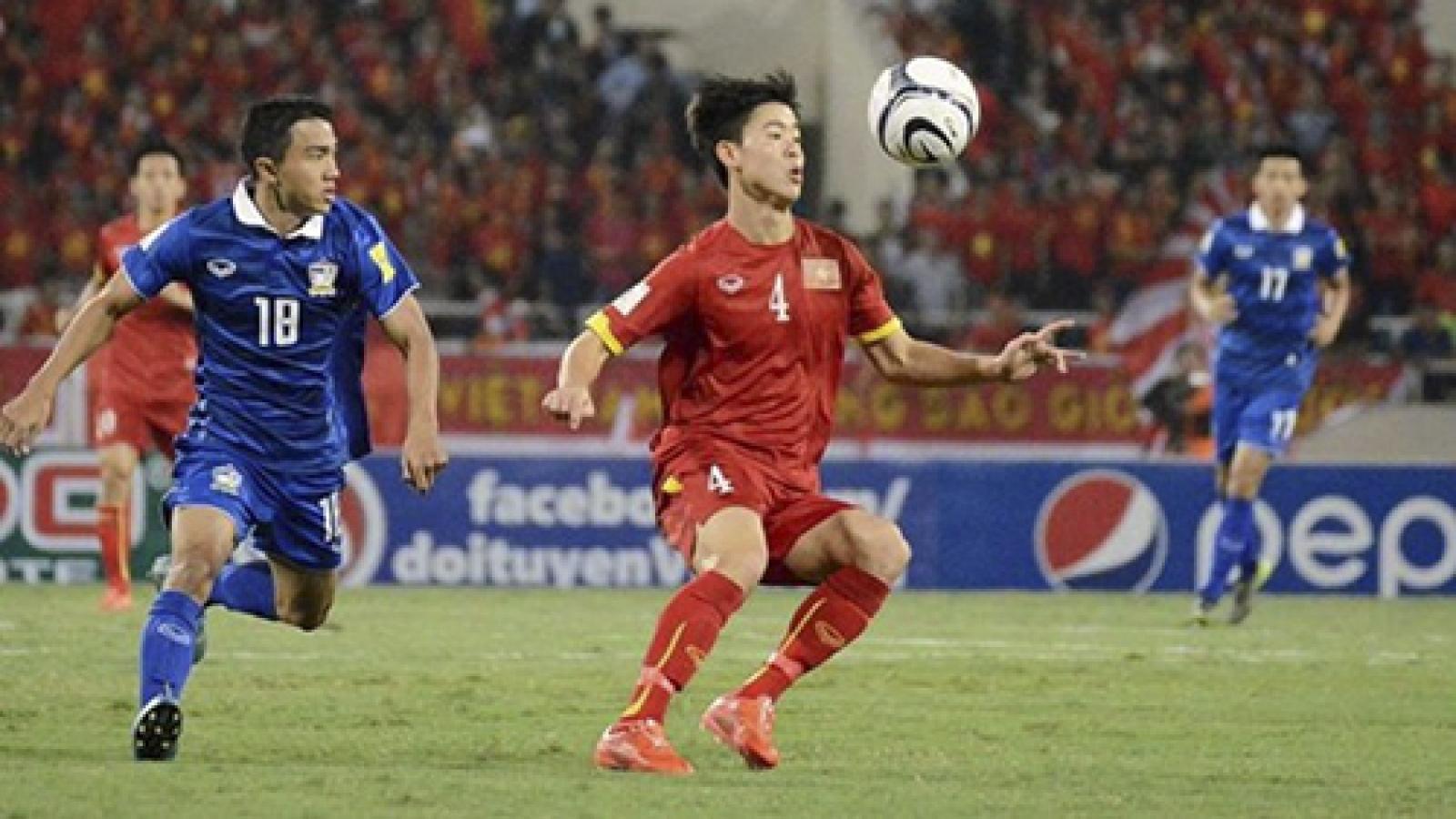 Vietnam footballers make shortlist for best in SE Asia