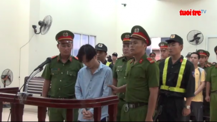 Drug ring leader sentenced to death in southern Vietnam