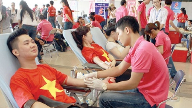 Hanoi Red Cross seeks givers for World Blood Donor Day