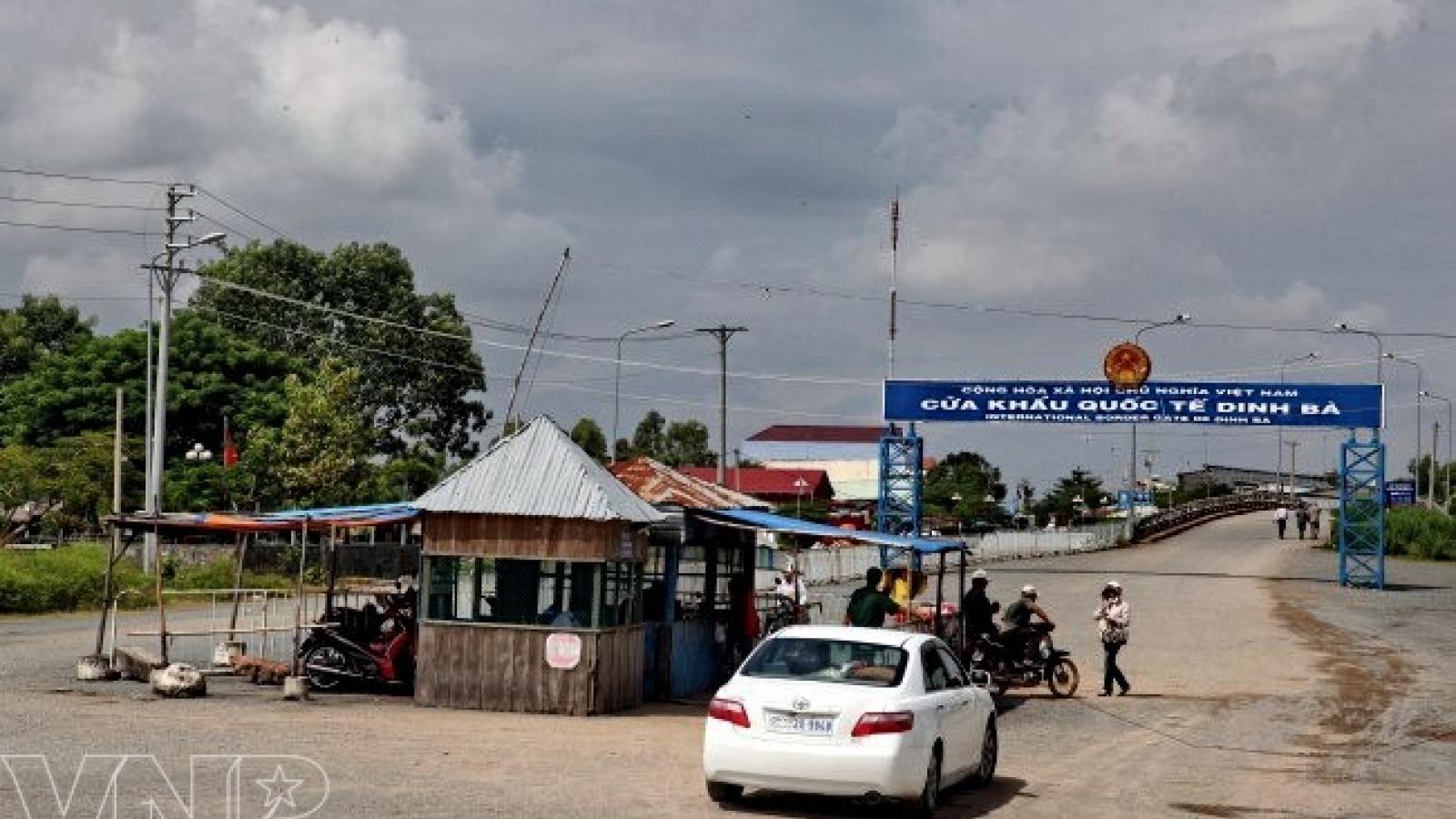 Vietnam, Cambodia buttress cross-border ties