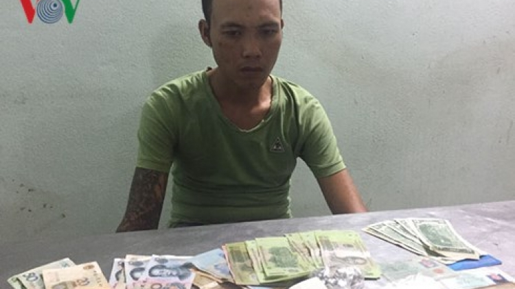 Lao Cai police bust two drug trafficking operations
