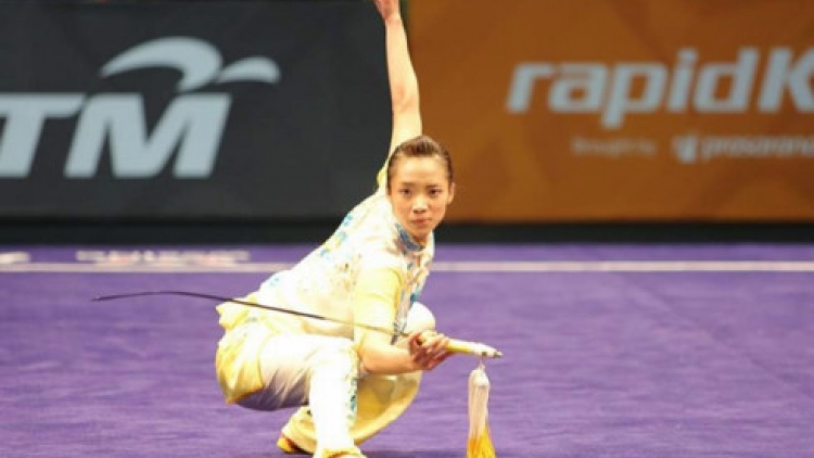 SEA Games 29: Wushu artists bring home first two golds