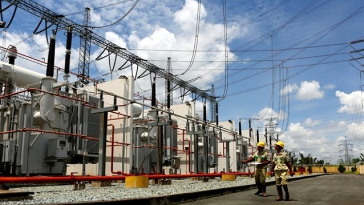 EVN vows to maintain high power generation during dry season