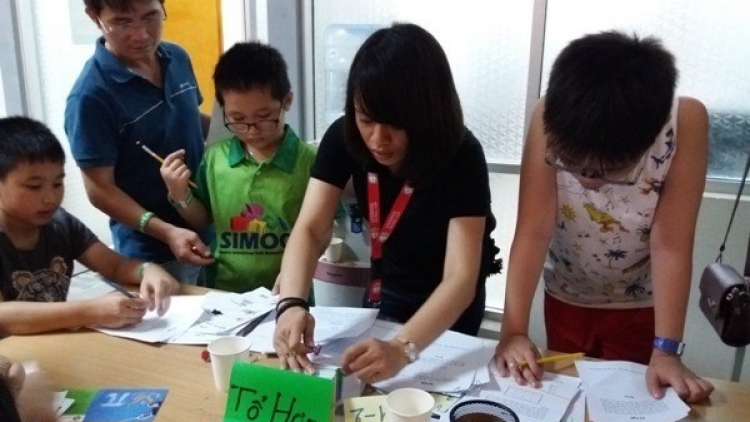 Open mathematics festival launched in Hanoi
