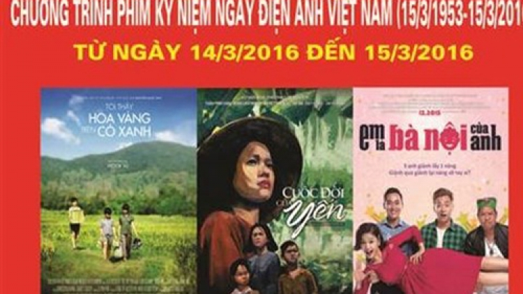 Vietnamese films to be screened for free