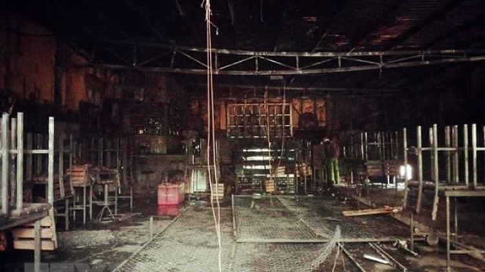 Dong Nai: renovated restaurant fire kills 6, injures 1