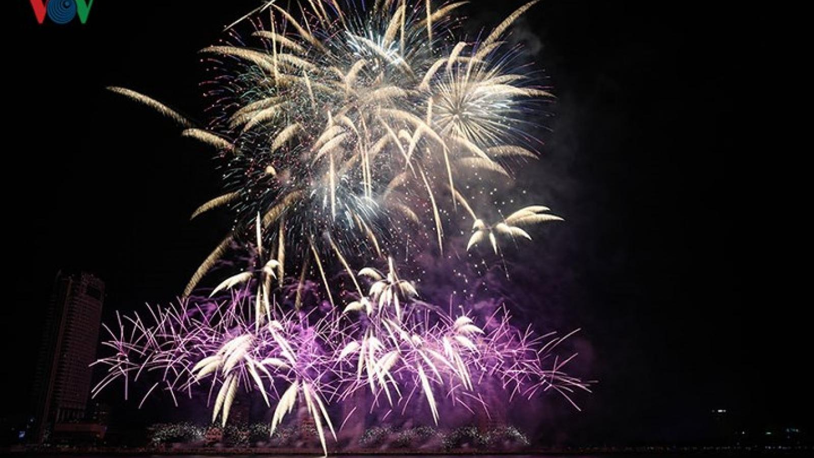 Fireworks festival set to light up Danang skies for 2 months