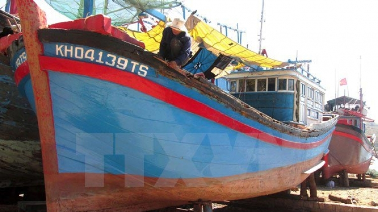 Fisheries trade union opposes attack on Vietnamese ship