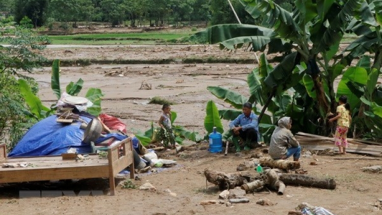 VFF extends sympathies to flood victims