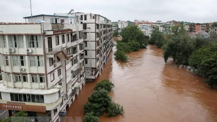 Deputy PM sends sympathy to China over natural disasters