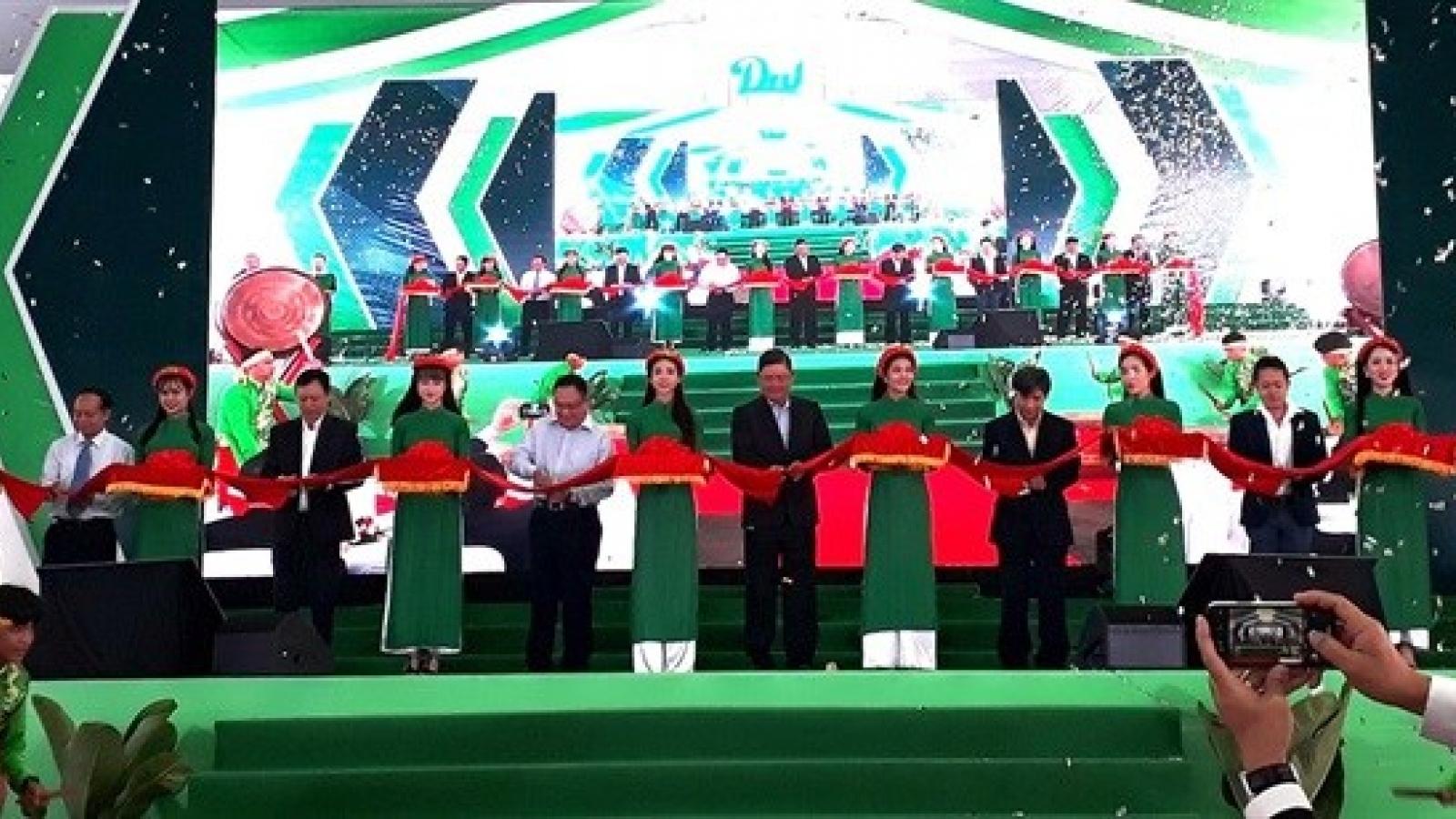 Dong Nai opens US$7-million food processing factory