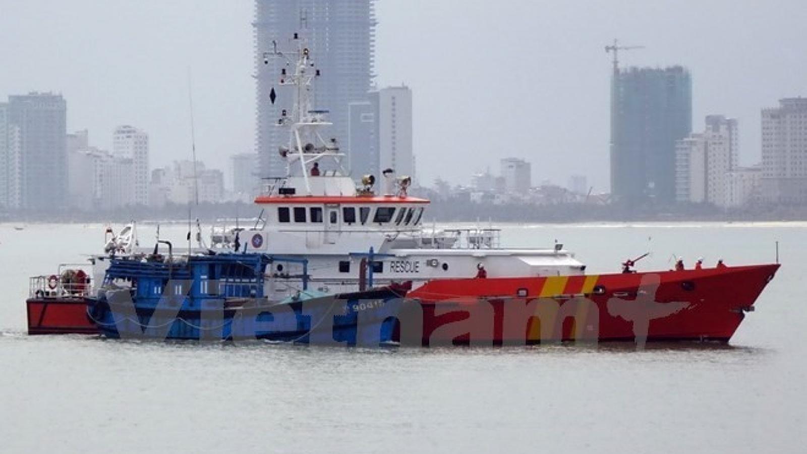 Stroke-hit Philippine sailor saved