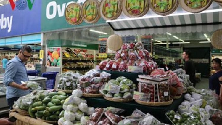 Securing Vietnamese foothold in overseas fruit markets