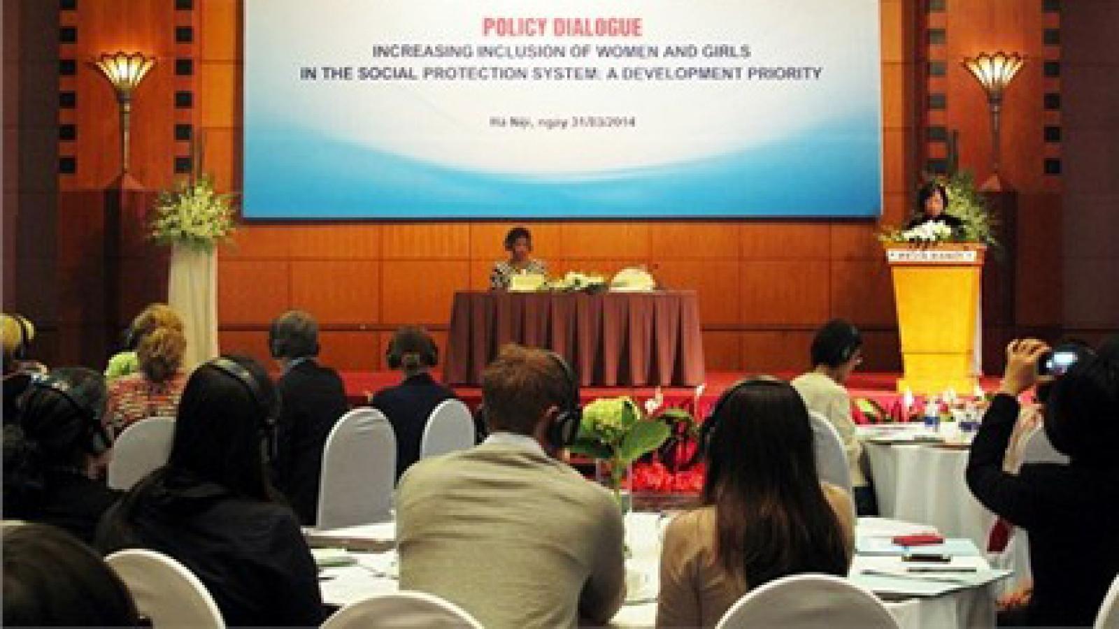 Hanoi casts the spotlight on gender inequality