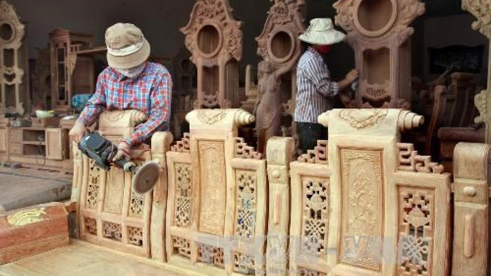 Agreement to boost Vietnam – EU legal timber trade