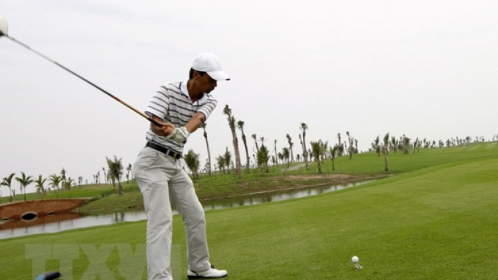 Vietnam has huge potential for golf tourism