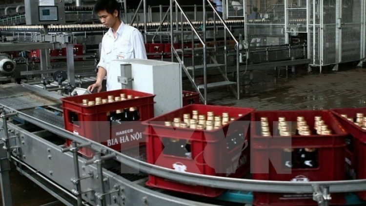 Foreign beer companies boost investment in Vietnam