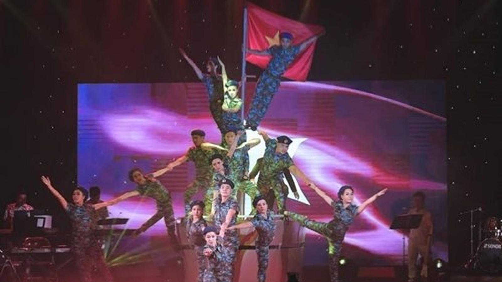 ASEAN Music Festival underway in Hai Phong city