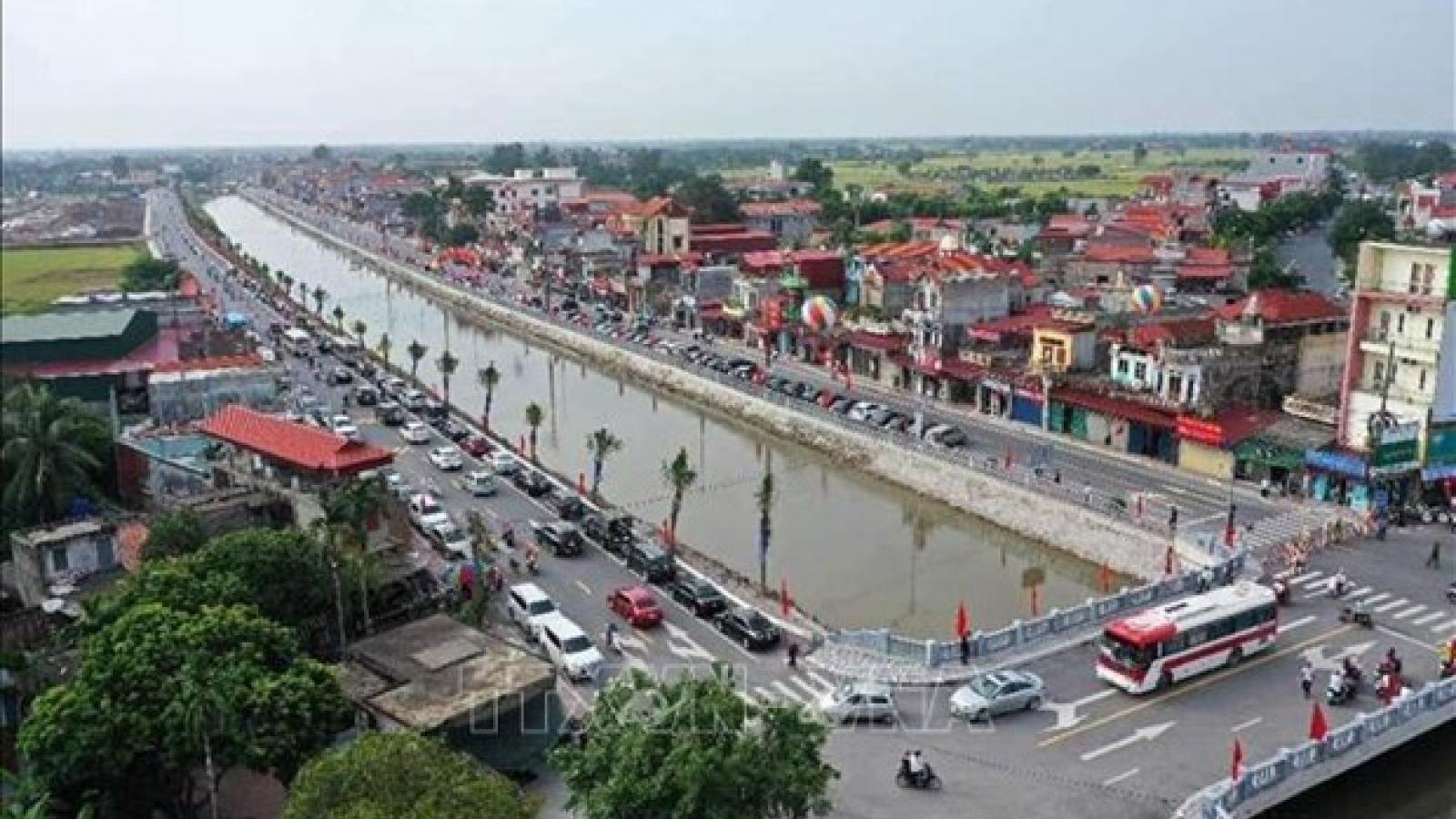 Hai Phong inaugurates key transport project