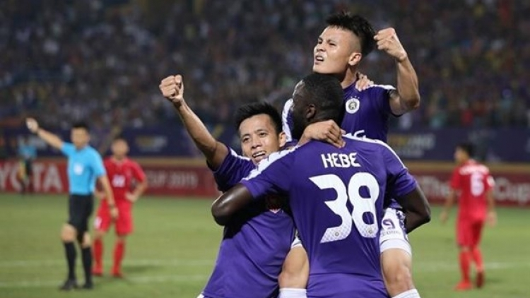 Hanoi FC gunning for AFC Cup Inter-zonal Final victory