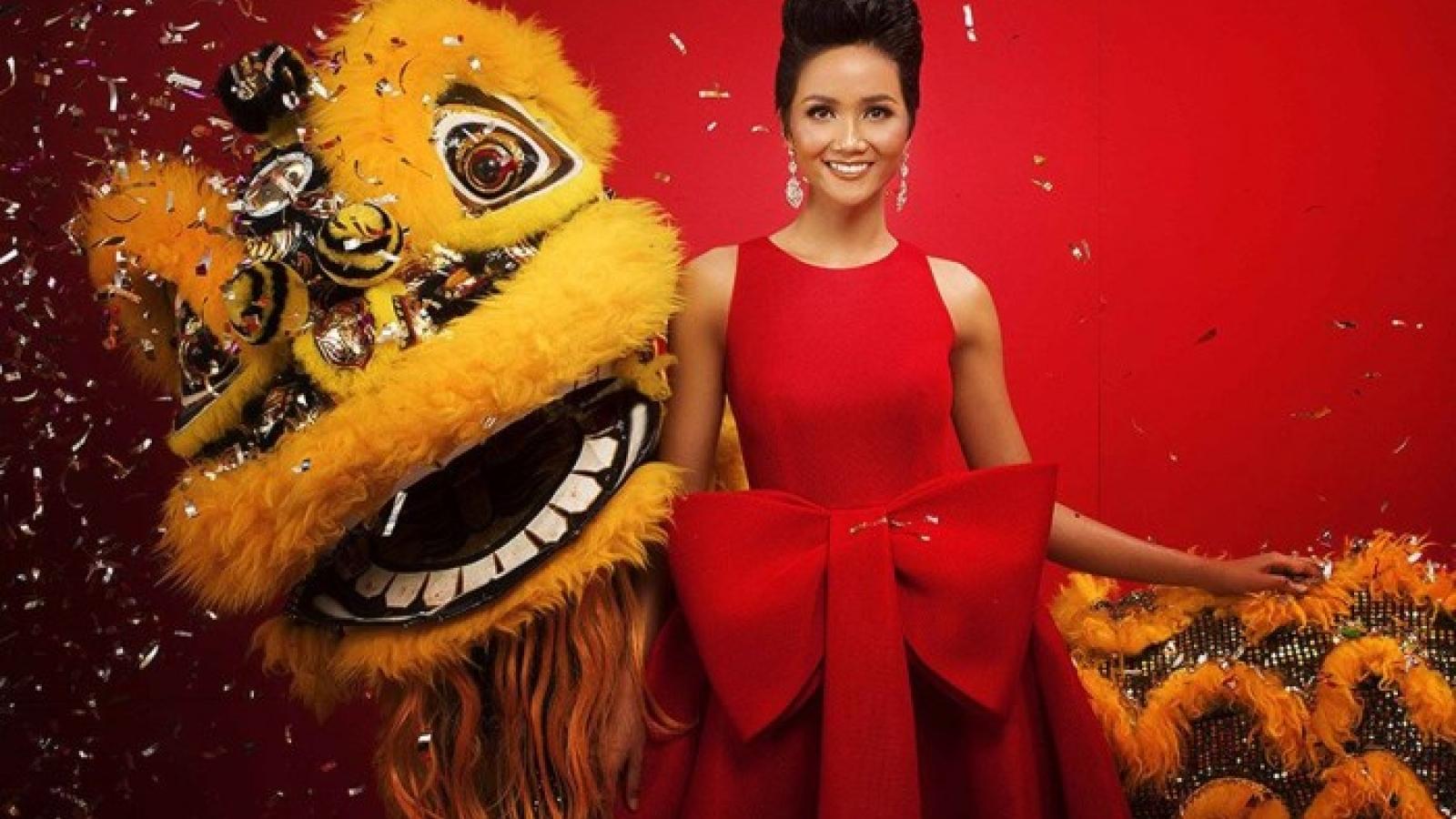 H'Hen Nie achieves Top 8 finish in Miss Grand Slam 2018