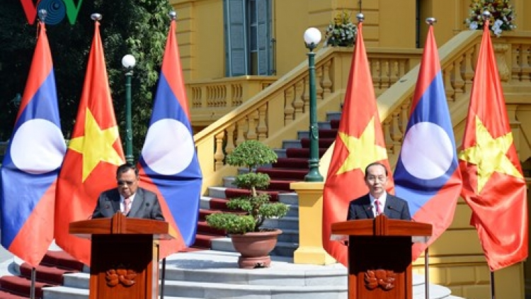 Vietnam-Laos Friendship, Solidarity Year 2017 ends in success