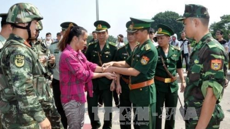 Vietnam uncovers 400 human trafficking cases each year