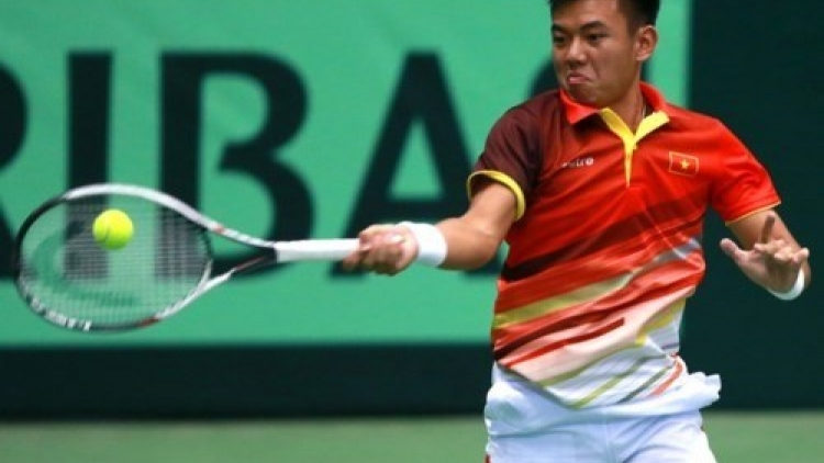 Vietnam secure second win at Davis Cup