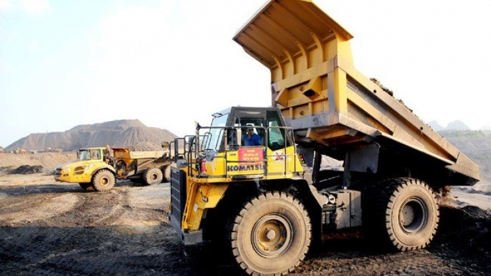 Vinacomin raises coal stake