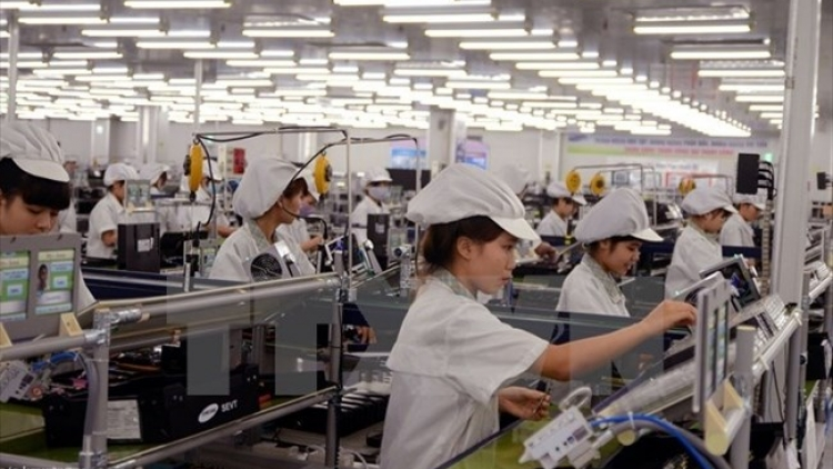 National industrial production index hits 11.6%