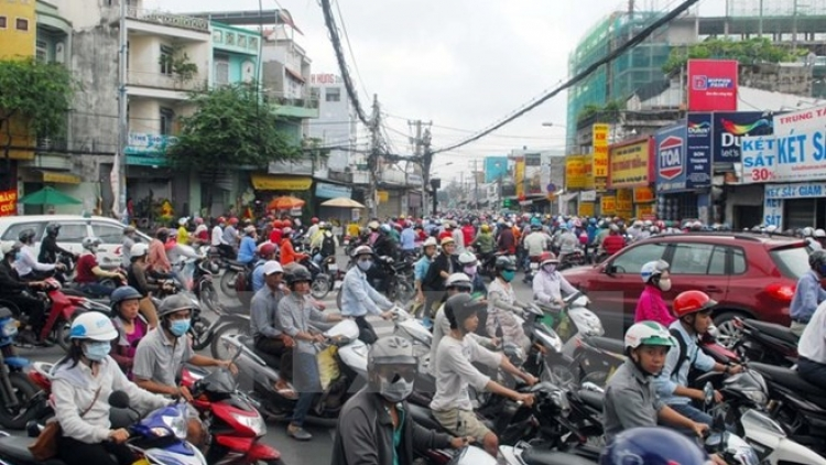 Steering committee for traffic jams prevention in Hanoi, HCM City