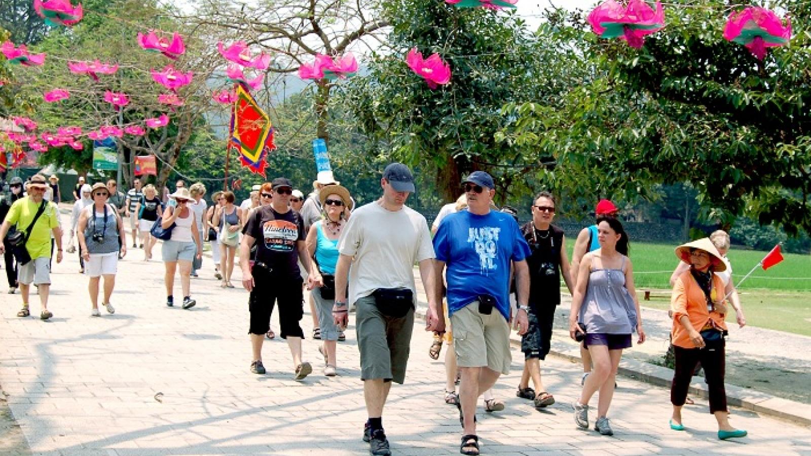 Visa exemption brings more Europeans to Vietnam