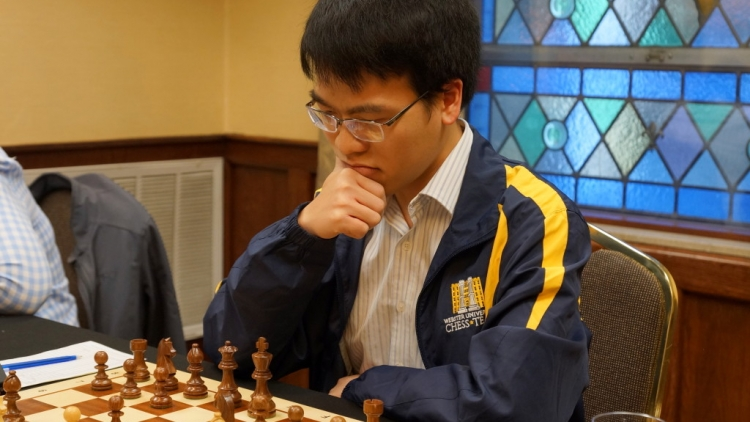 Quang Liem sinks two places in World Chess rankings