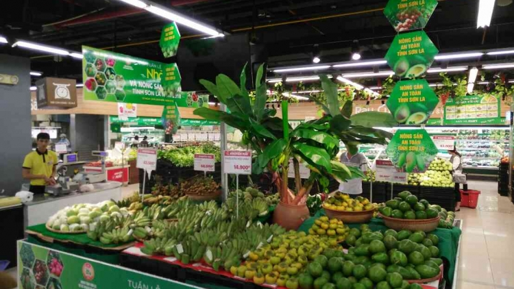 LotteMart plans to consume 6 tons of Son La longans