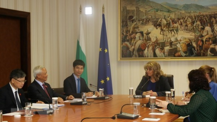 Vietnam looks to foster cooperation with Bulgaria