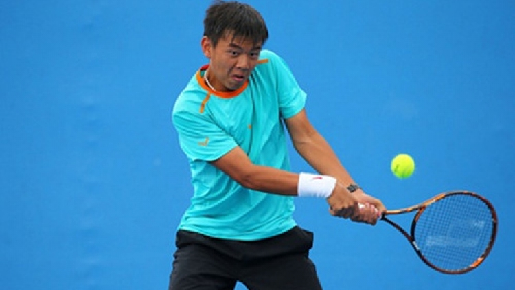 Hoang Nam moves into quarter-finals of Thailand F6 Futures