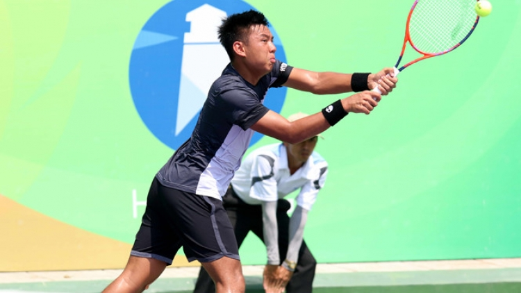 Ly Hoang Nam leaps 11 places in ATP rankings